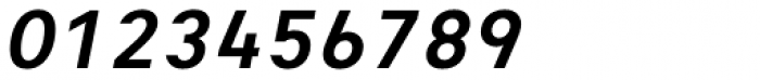 Heimat Mono Bold Italic Font OTHER CHARS