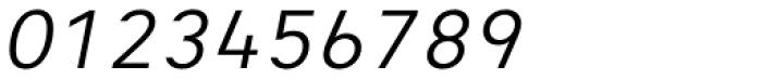 Heimat Mono Italic Font OTHER CHARS