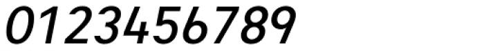 Heimat Sans SemiBold Italic Font OTHER CHARS