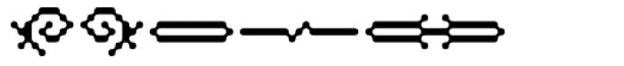 Hein Recueil Round Symbol Font OTHER CHARS