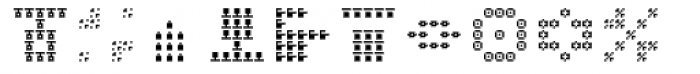 Hein TX5 Symbol In Type Regular Font OTHER CHARS