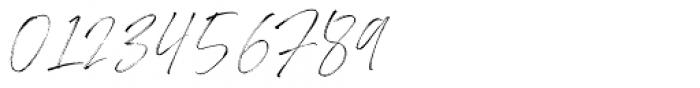 Heisenberg Regular Font OTHER CHARS