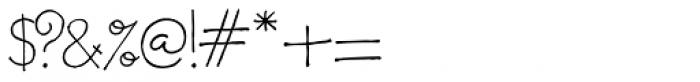 Heket Font OTHER CHARS