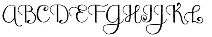 Heket Font UPPERCASE