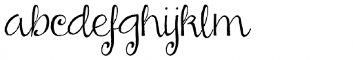 Heket Font LOWERCASE