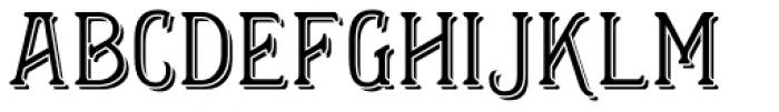 Helenium Demi Font LOWERCASE