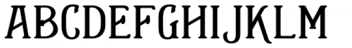 Helenium Small Capitals Bold Font UPPERCASE