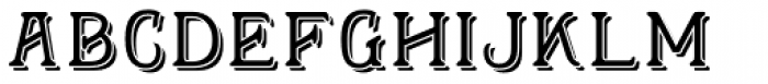 Helenium Small Capitals Demi Font LOWERCASE