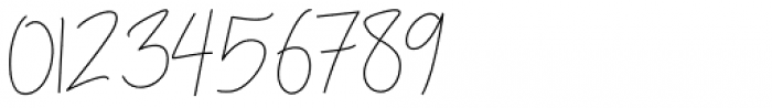 Heliconia Regular Font OTHER CHARS