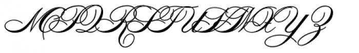 Helinda Rook Std Regular Font UPPERCASE