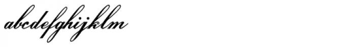 Helinda Rook Std Regular Font LOWERCASE