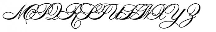 Helinda Rook Font UPPERCASE