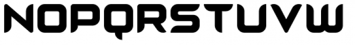 Helion Font UPPERCASE