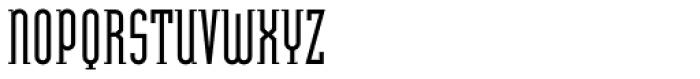 Heliotype Std Font UPPERCASE