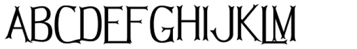 Hellmuth Font UPPERCASE