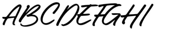 Hello America Alternate Font UPPERCASE