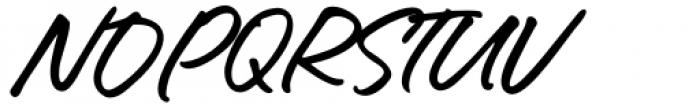 Hello America Regular Font UPPERCASE