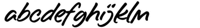 Hello America Regular Font LOWERCASE