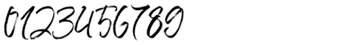 Hello Freshtea Brush Regular Font OTHER CHARS