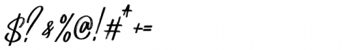 Hellotropica Regular Font OTHER CHARS