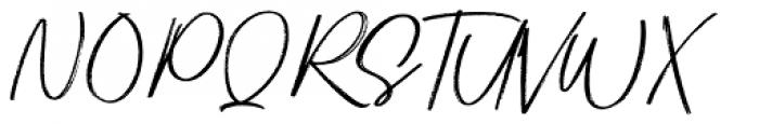Hellotropica Regular Font UPPERCASE