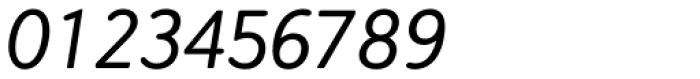 Hellschreiber Sans Medium Italic Font OTHER CHARS