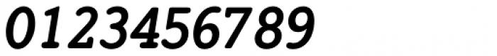 Hellschreiber Serif Bold Italic Font OTHER CHARS