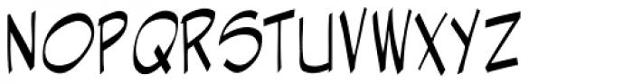 Hellshock Font UPPERCASE