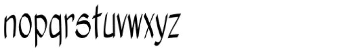 Hellshock Font LOWERCASE
