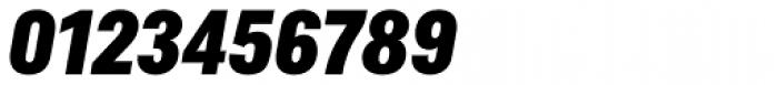 Helsinki Black Italic Font OTHER CHARS
