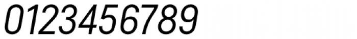 Helsinki ExtraLight Italic Font OTHER CHARS