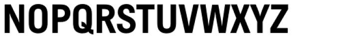 Helsinki Medium Font UPPERCASE
