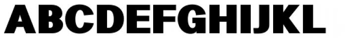 Heltar Black Font UPPERCASE