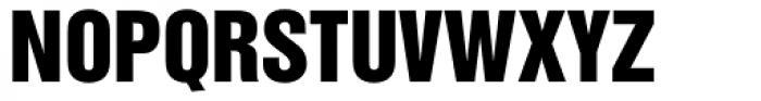 Helvetica Inserat Font UPPERCASE