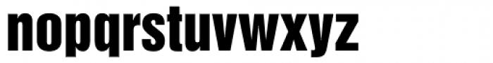 Helvetica Inserat Font LOWERCASE