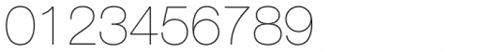 Helvetica Neue 25 UltraLight Font OTHER CHARS