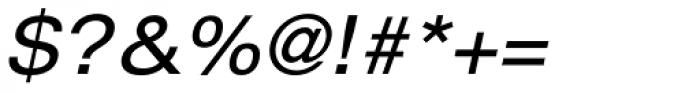 Helvetica Neue 53 Ext Oblique Font OTHER CHARS