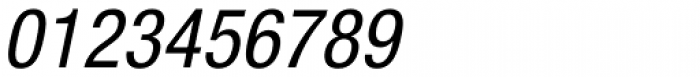 Helvetica Neue 57 Cond Oblique Font OTHER CHARS