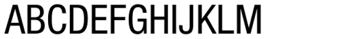 Helvetica Neue 57 Cond Font UPPERCASE