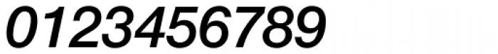 Helvetica Neue LT Std 66 Medium Italic Font OTHER CHARS