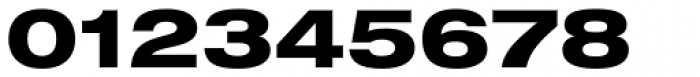 Helvetica Neue LT Std 83 Heavy Extended Font OTHER CHARS