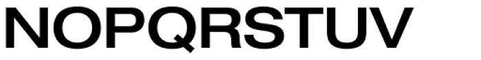 Helvetica Neue Pro Extd Medium Font UPPERCASE