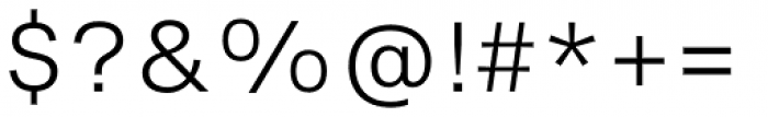 Helvetica Now Micro Light Font OTHER CHARS