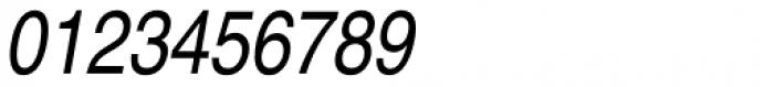 Helvetica Std Narrow Roman Oblique Font OTHER CHARS