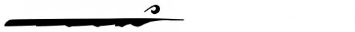 Hemmet Swashes Font OTHER CHARS