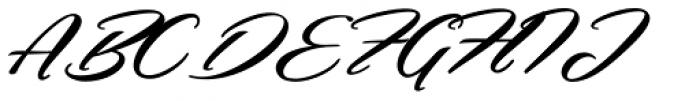 Hemmet Font UPPERCASE