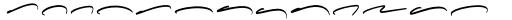 Henares Street Swash Font UPPERCASE