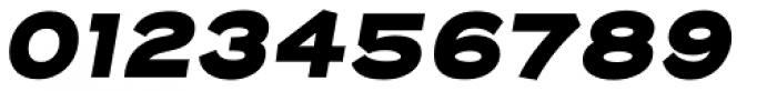 Henderson Sans Basic Black Italic Font OTHER CHARS