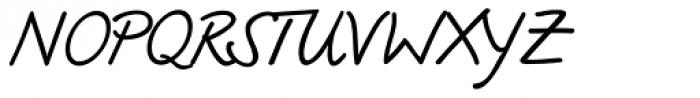 Henny Font UPPERCASE