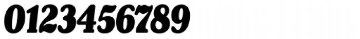 Henriette Compressed Black Italic Font OTHER CHARS